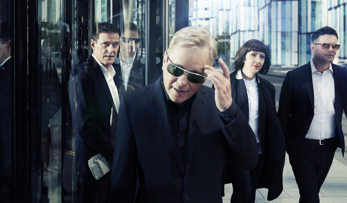 New Order (Credit Nick Wilson/Mute Records)