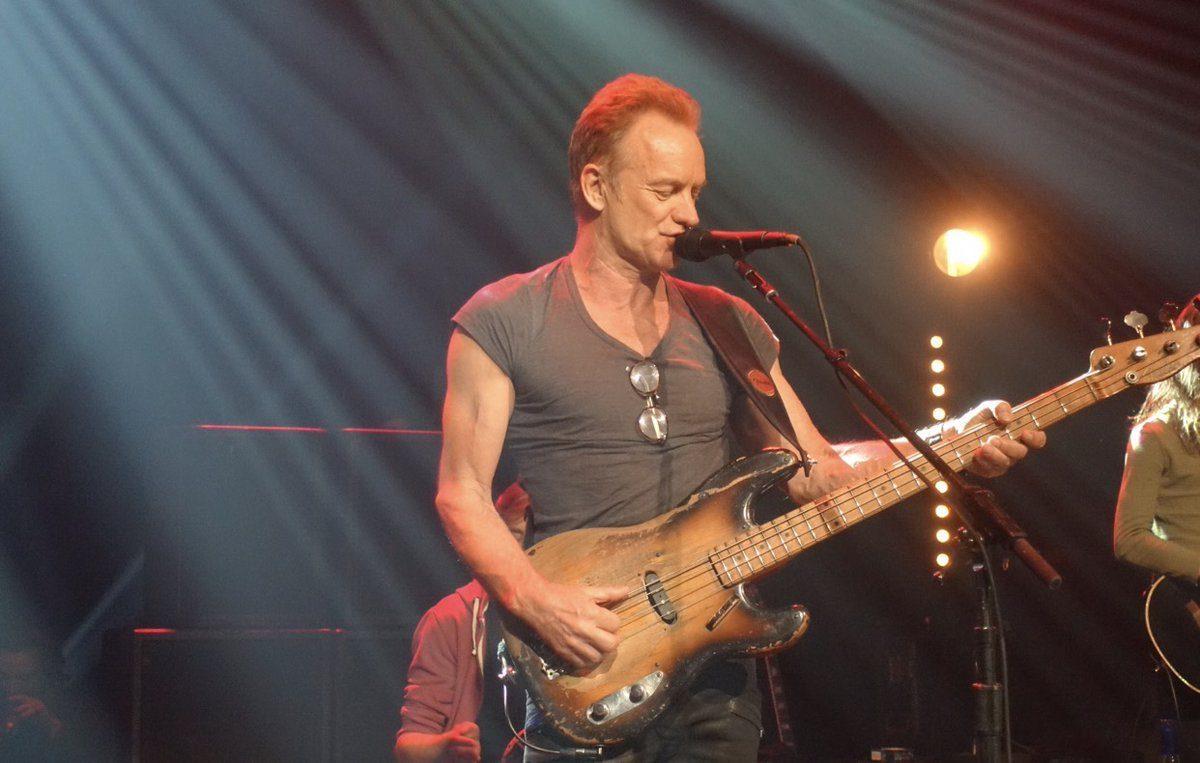 Sting (Credit Martin Kierszenbaum)