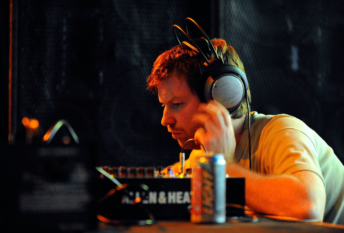Aphex Twin (Credit Charley Gallay/Getty Images)