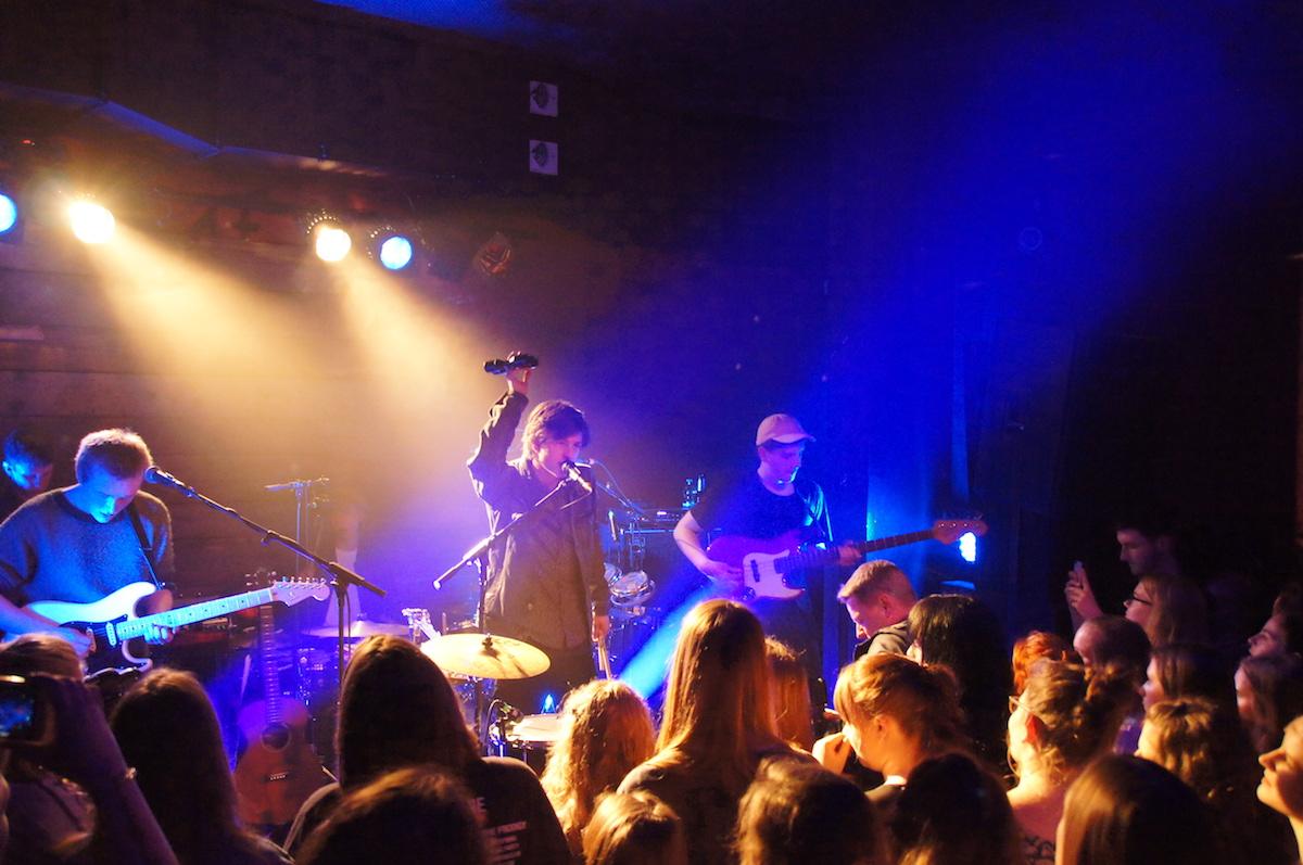 Giant Rooks (Credit Rainer Horbas/MusikBlog)