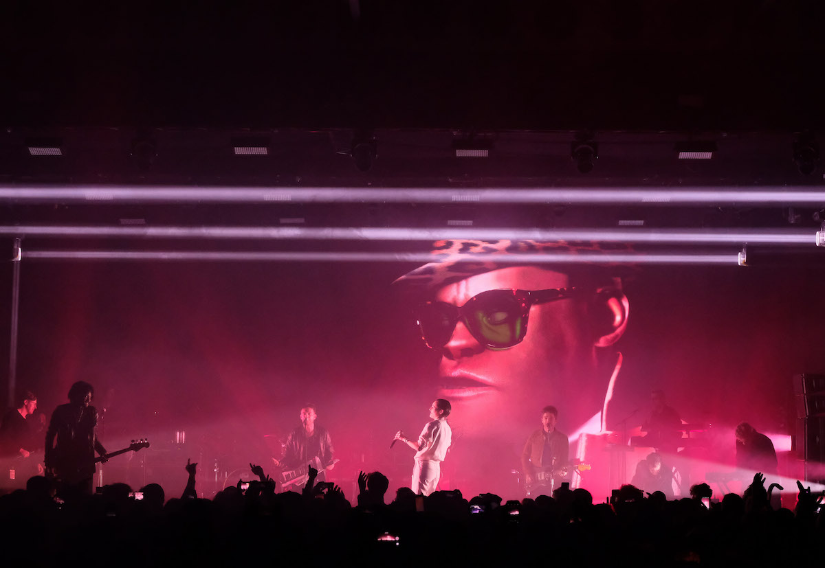 Gorillaz (Credit Mark Allan)