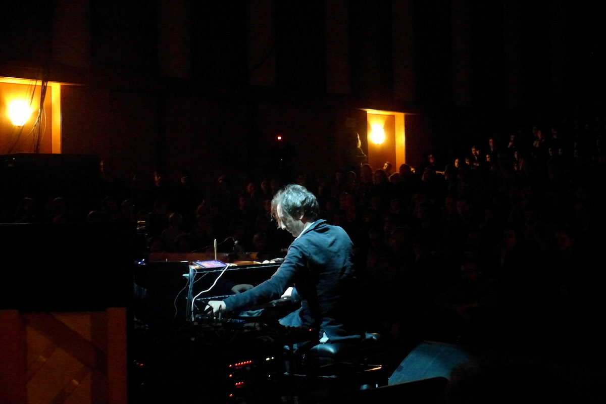 Hauschka (Credit Mauricio Quiñones/MusikBlog)