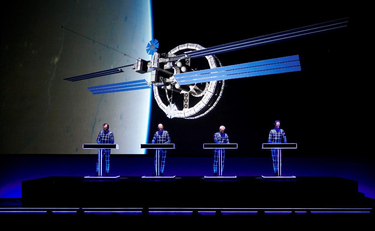 Kraftwerk (Credit Peter Böttcher)