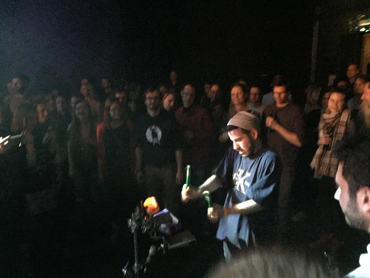Leoniden (Credit MusikBlog)