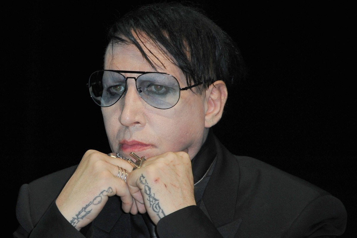 Marilyn Manson (Credit WENN)