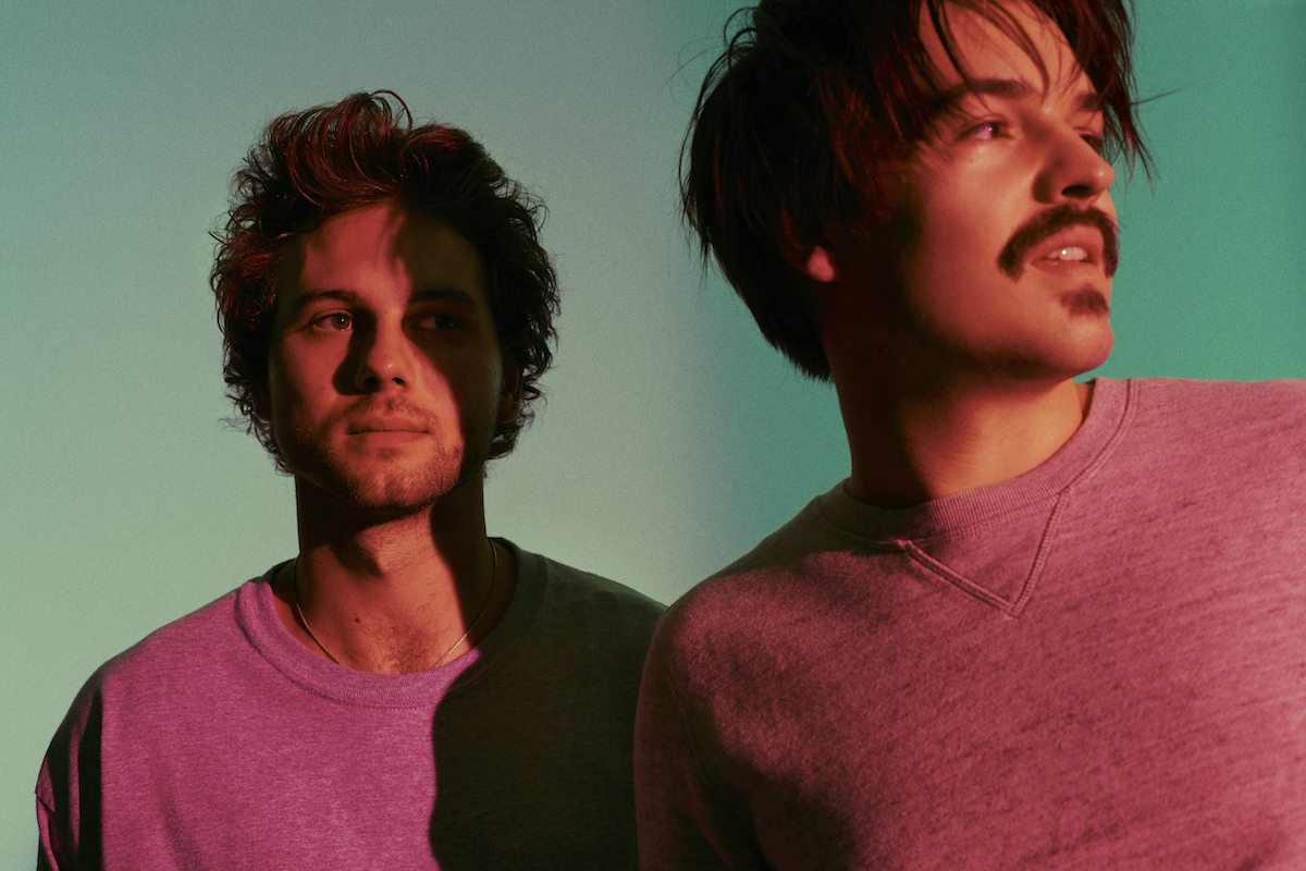 Milky Chance (Credit Jeff Hahn)