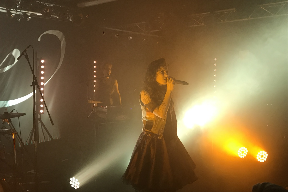 Sookee (Credit Stephan Masyuta-Hesslich/MusikBlog)