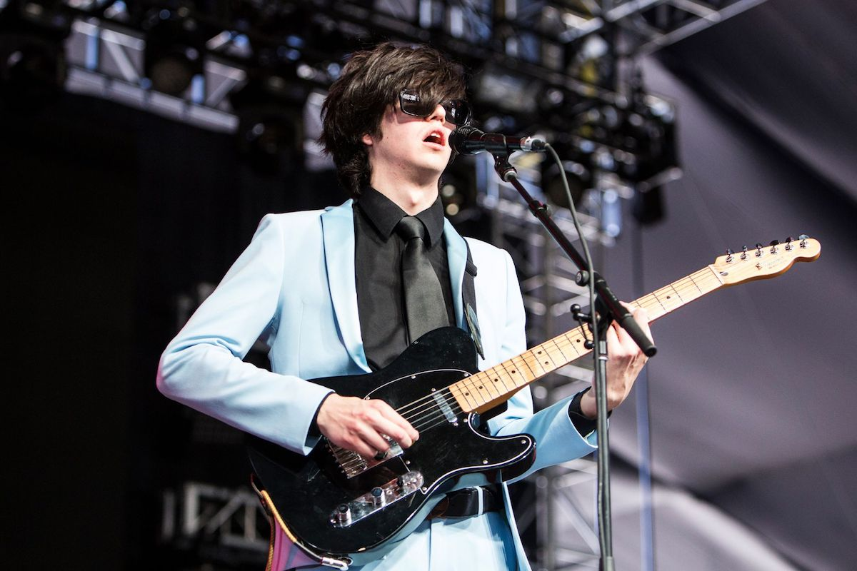 Car Seat Headrest (Credit Philip Cosores)