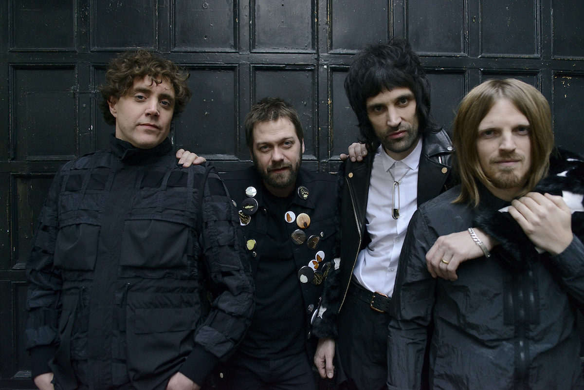 Kasabian (Credit Sony Music)