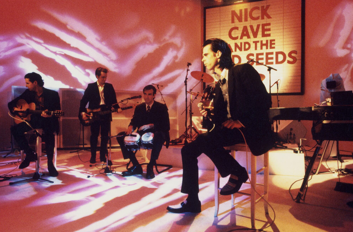 Nick Cave And The Bad Seeds (Credit Mute/BMG)