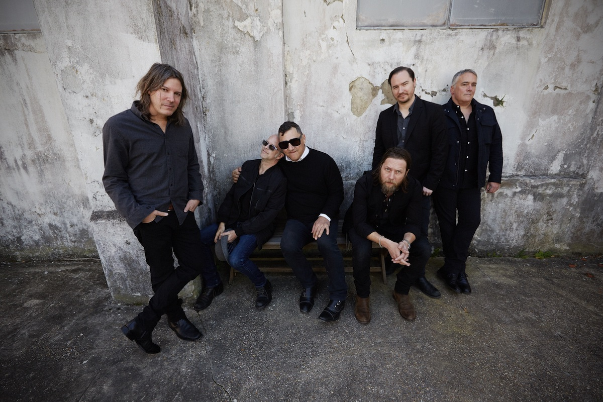 The Afghan Whigs (Credit Chris Cuffaro)