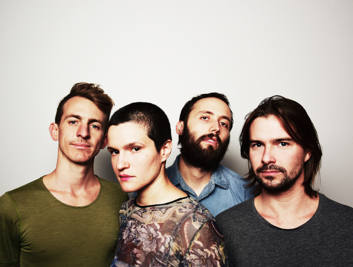Big Thief (Credit Shervin Lainez)