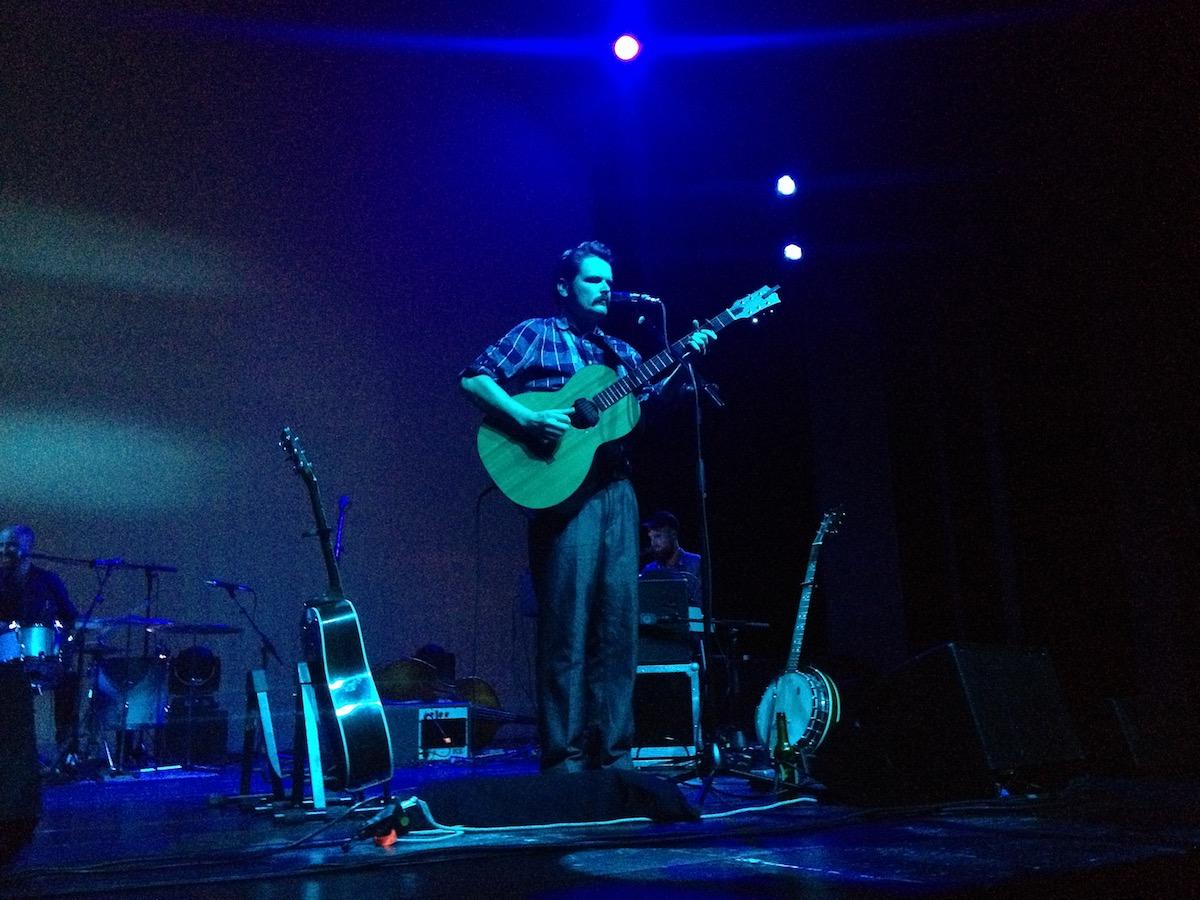 Digger Barnes (Credit Henriette Lehmann/MusikBlog)