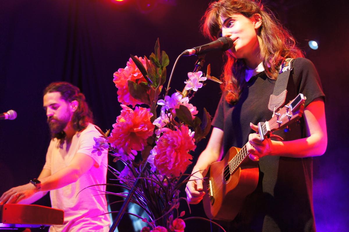 Lola Marsh (Credit Rainer Horbas/MusikBlog)