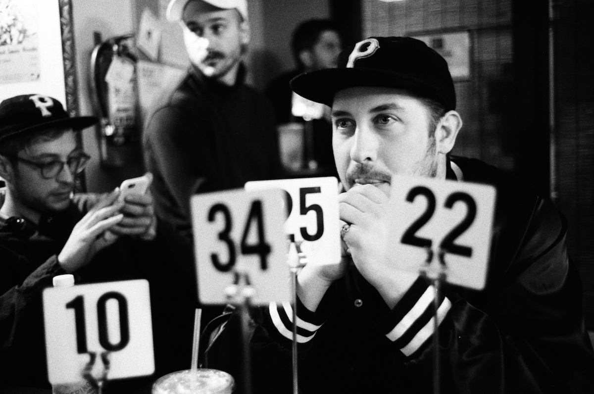 Portugal. The Man (Credit Maclay Heriot)