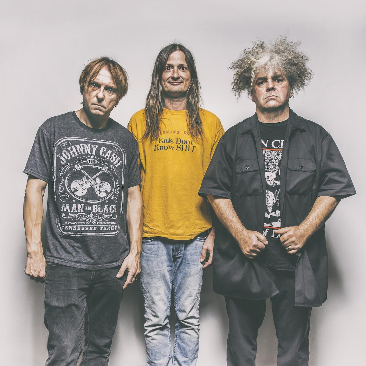 Melvins (Credit Chris Casella)