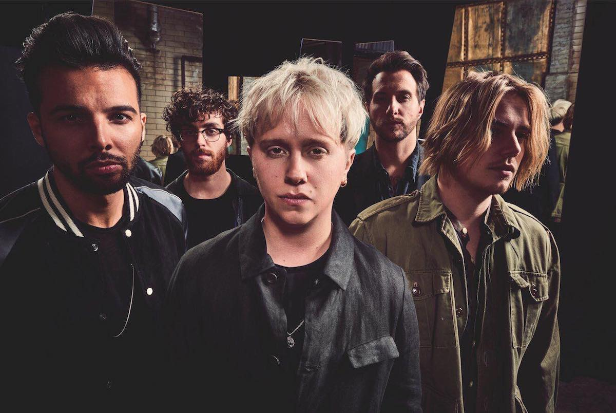 Nothing But Thieves (Credit RCA)