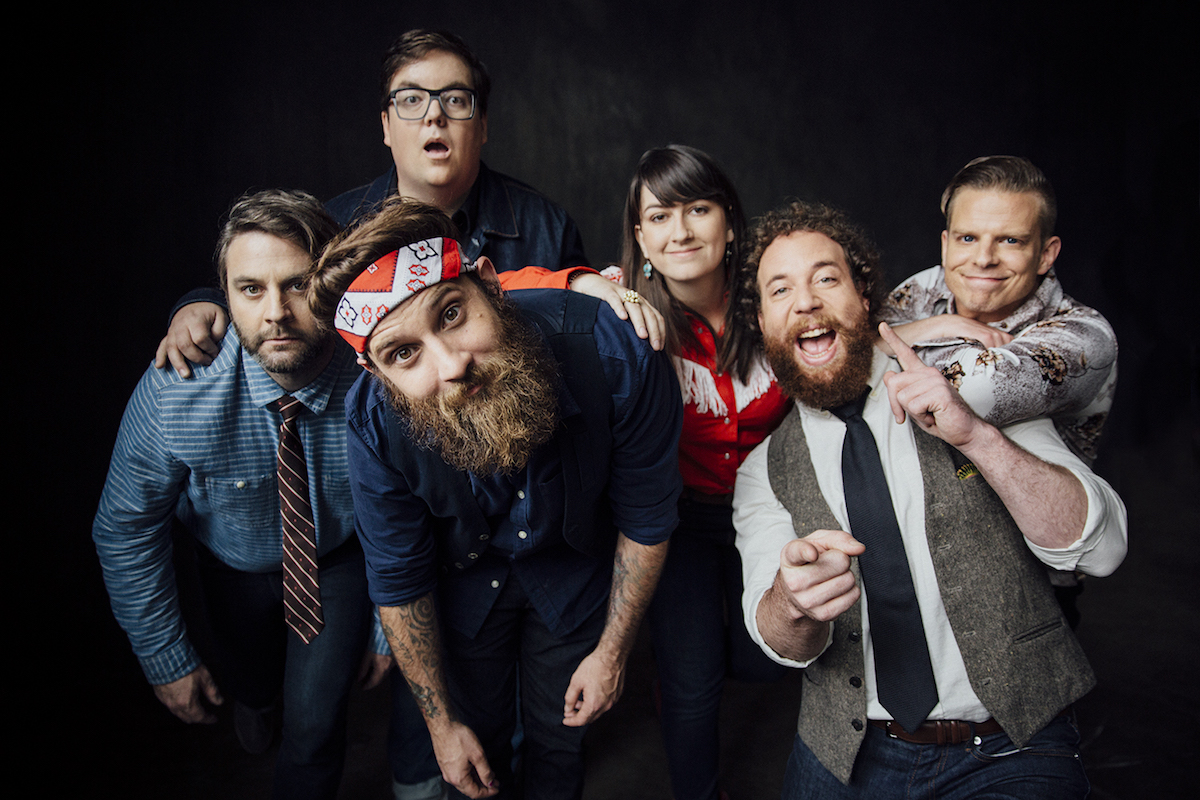 The Strumbellas (Credit Josh Goleman)