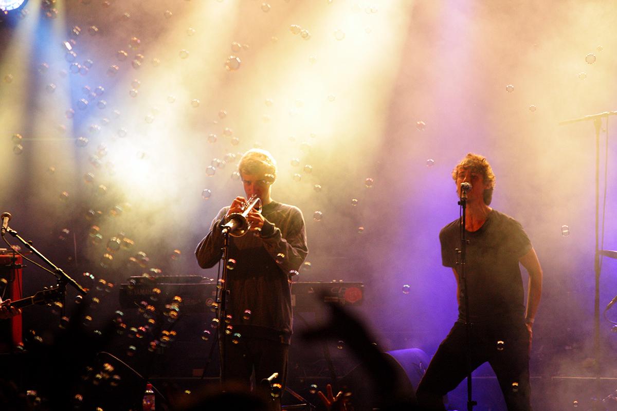 Annenmaykantereit (Credit Daniel Thomas/MusikBlog)