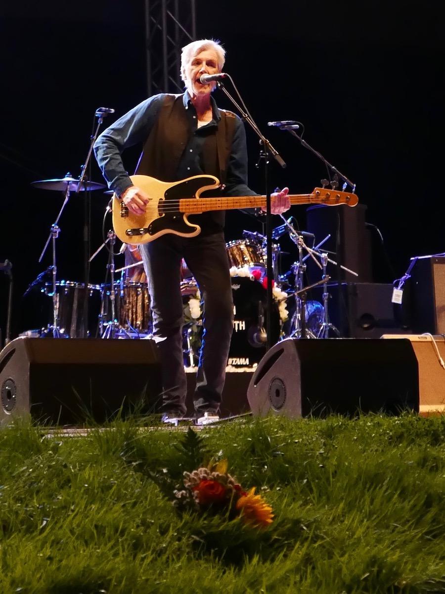 Patti Smith (Credit Birgit Martin/MusikBlog)