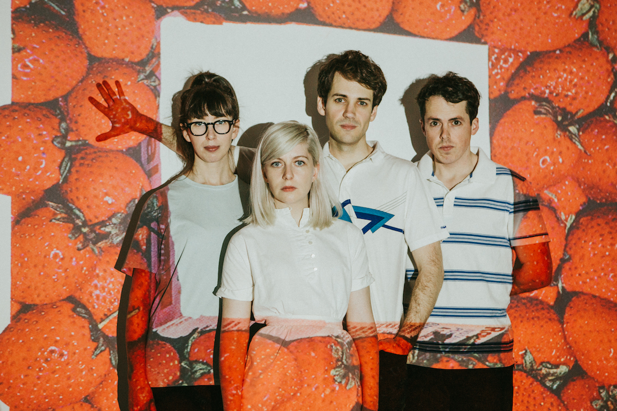 Alvvays (Credit Transgressive)