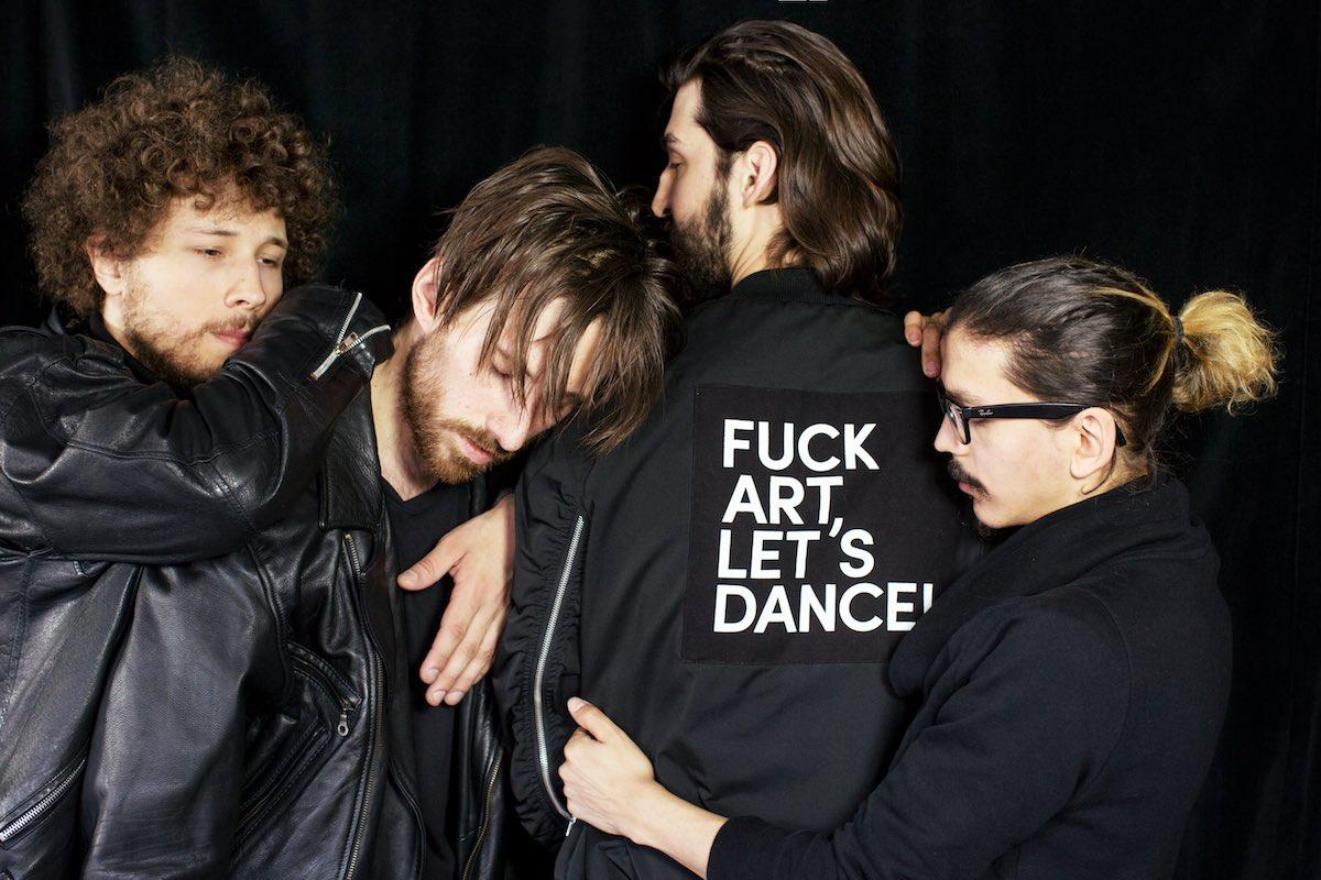 Fuck Art Let's Dance (Credit Katja Ruge)