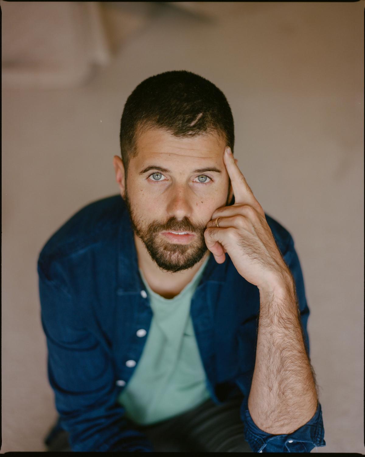 Nick Mulvey (Credit Jenna Foxton)