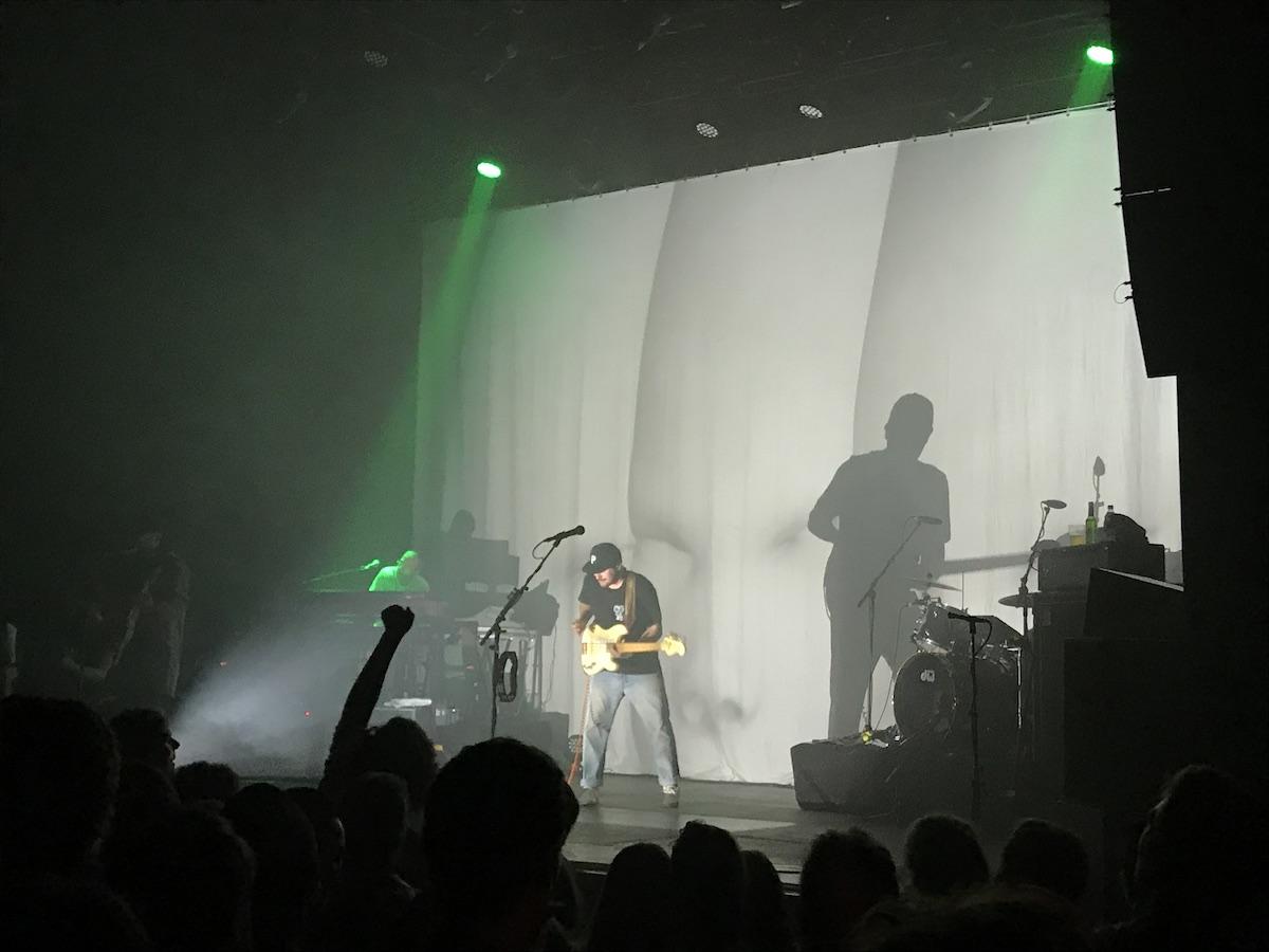 Portugal. The Man (Credit Stephan Masyuta-Hesslich/MusikBlog)