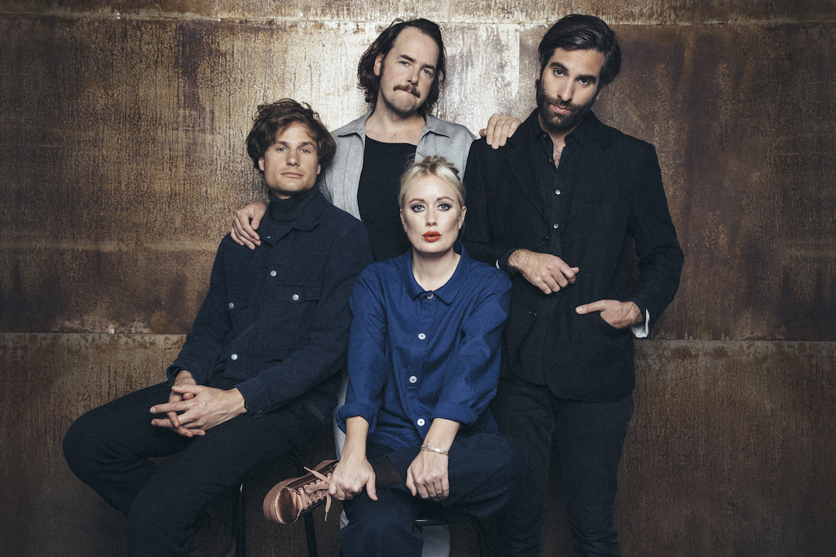 Shout Out Louds (Credit Emma Svensson)