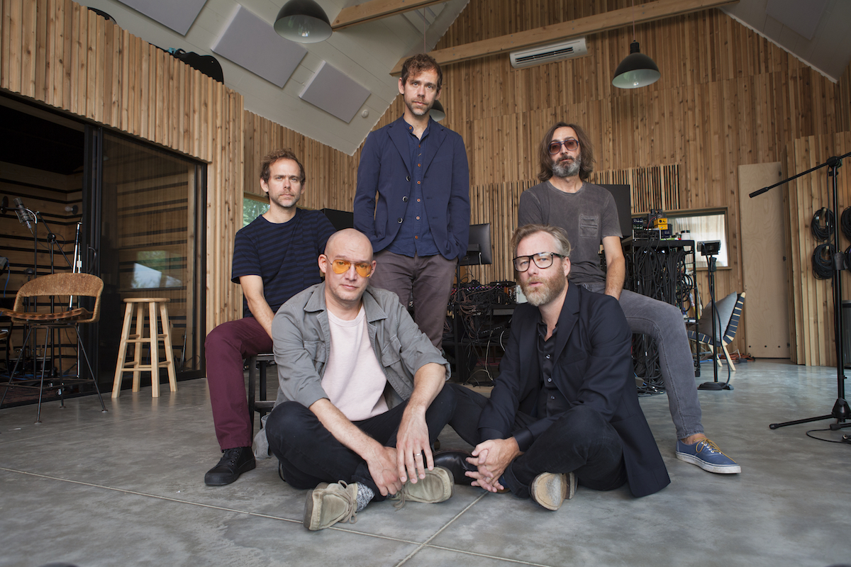 The National (Credit Graham MacIndoe)