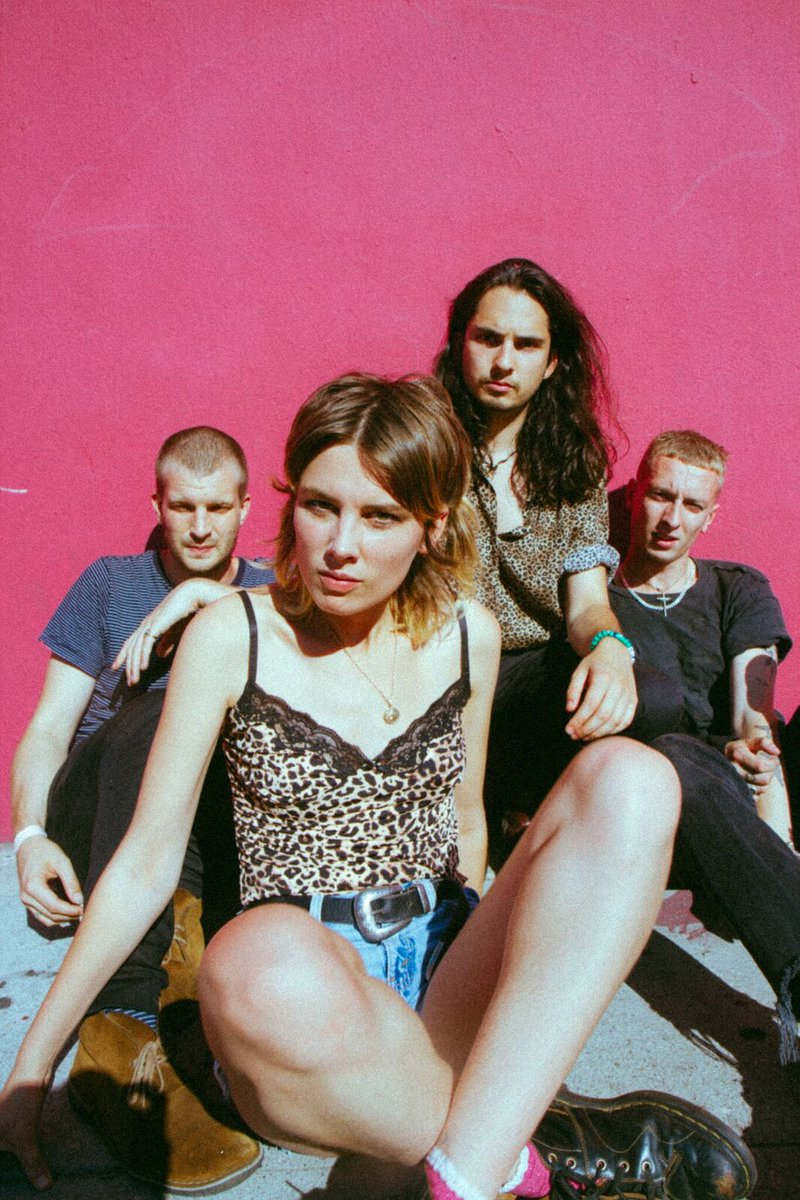 Wolf Alice (Credit Dirty Hit)
