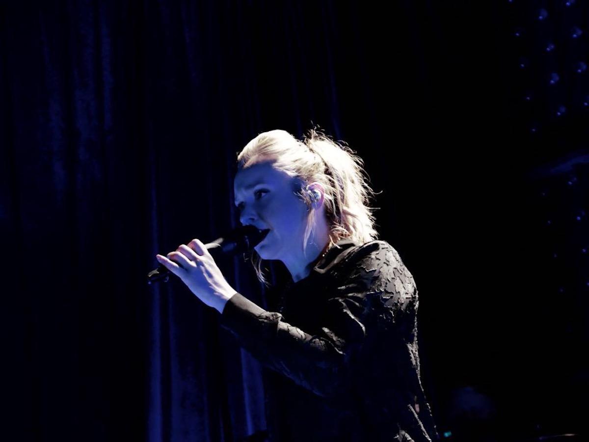Leslie Clio (Credit Birgit Martin/MusikBlog)