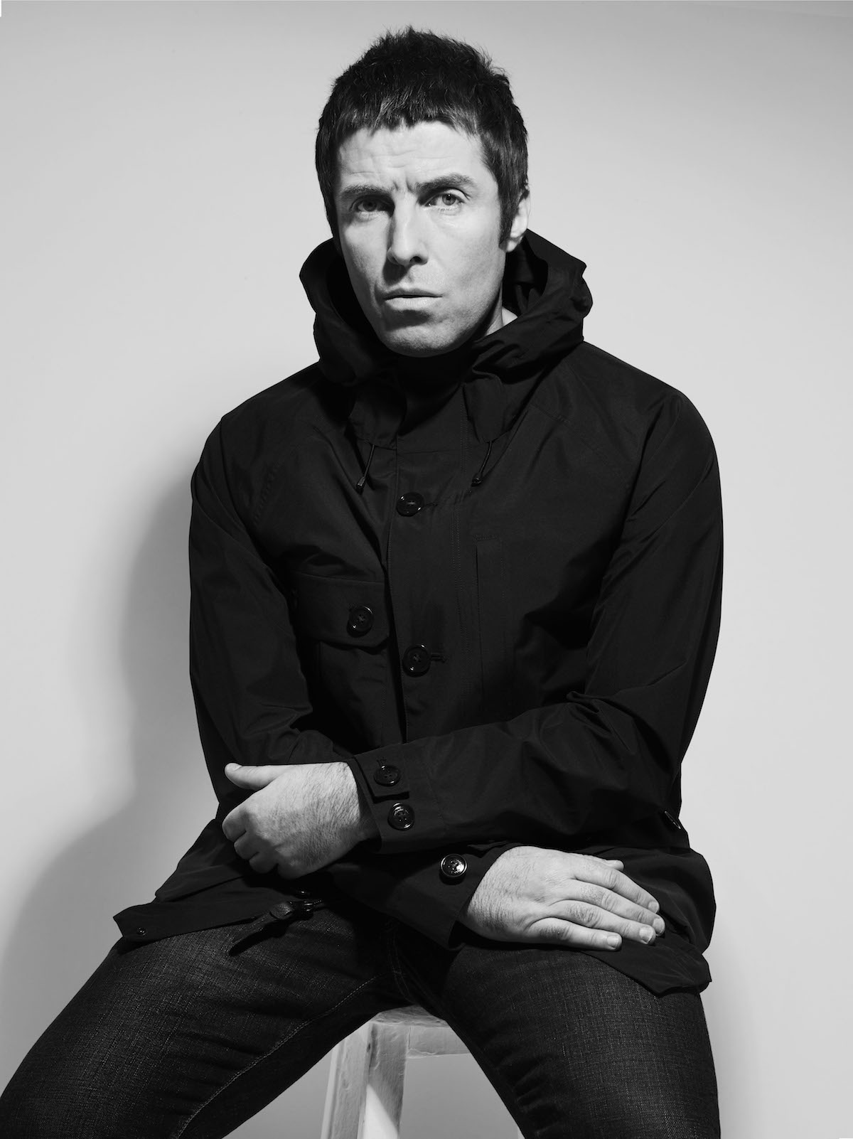 Liam Gallagher (Credit Warner Music)
