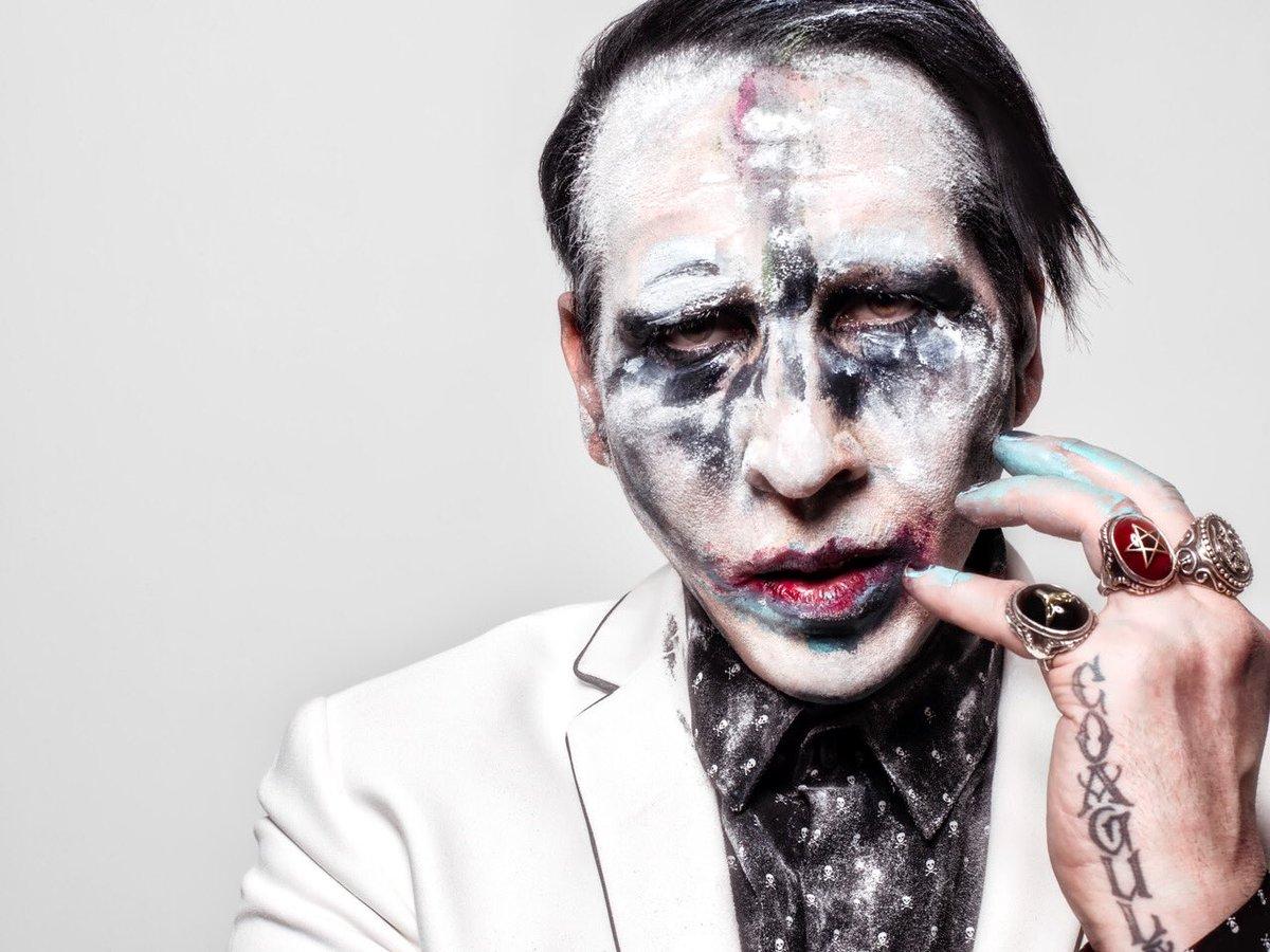 Marilyn Manson (Credit Perou)