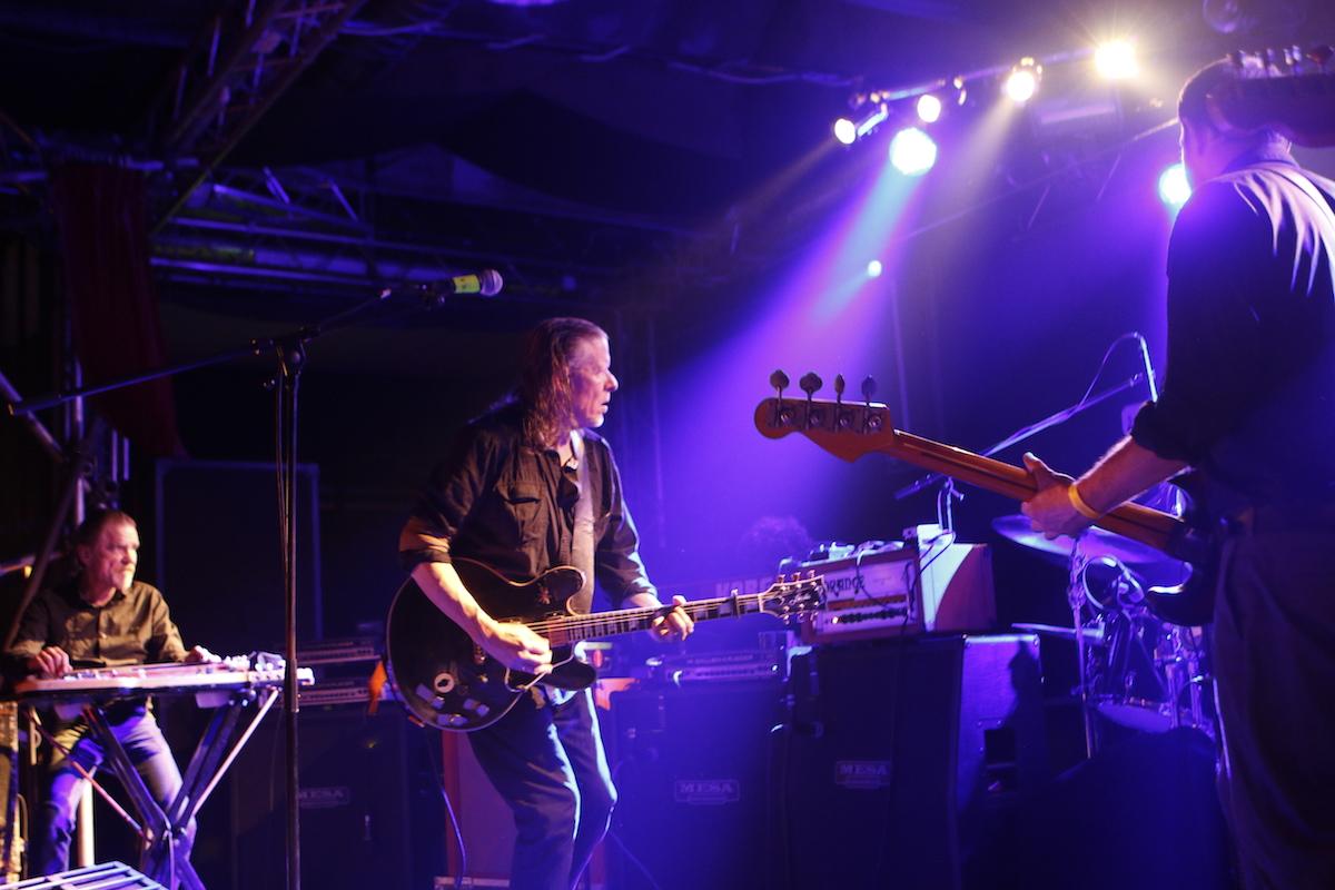 Swans (Credit René Bittner/MusikBlog)