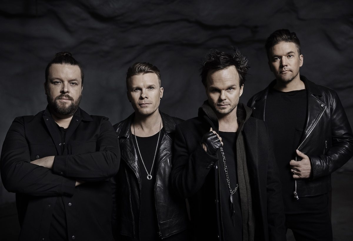 The Rasmus (Credit Anders Thessing)