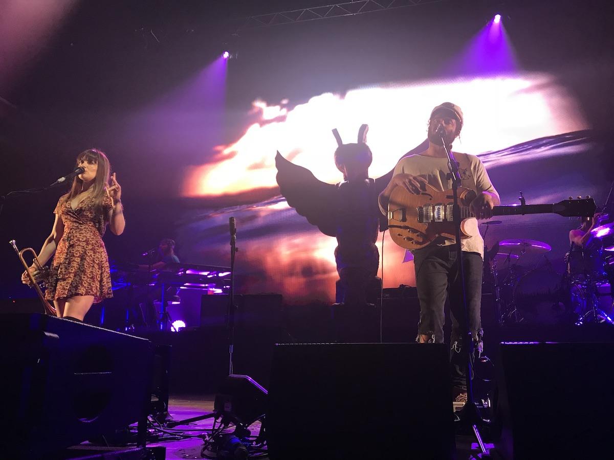 Angus & Julia Stone (Credit Stephan Masyuta-Hesslich/MusikBlog)