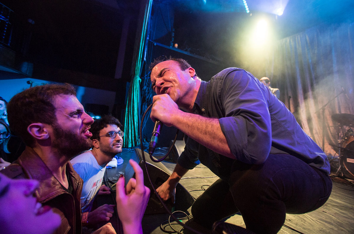Future Islands (Credit Will Oliver)