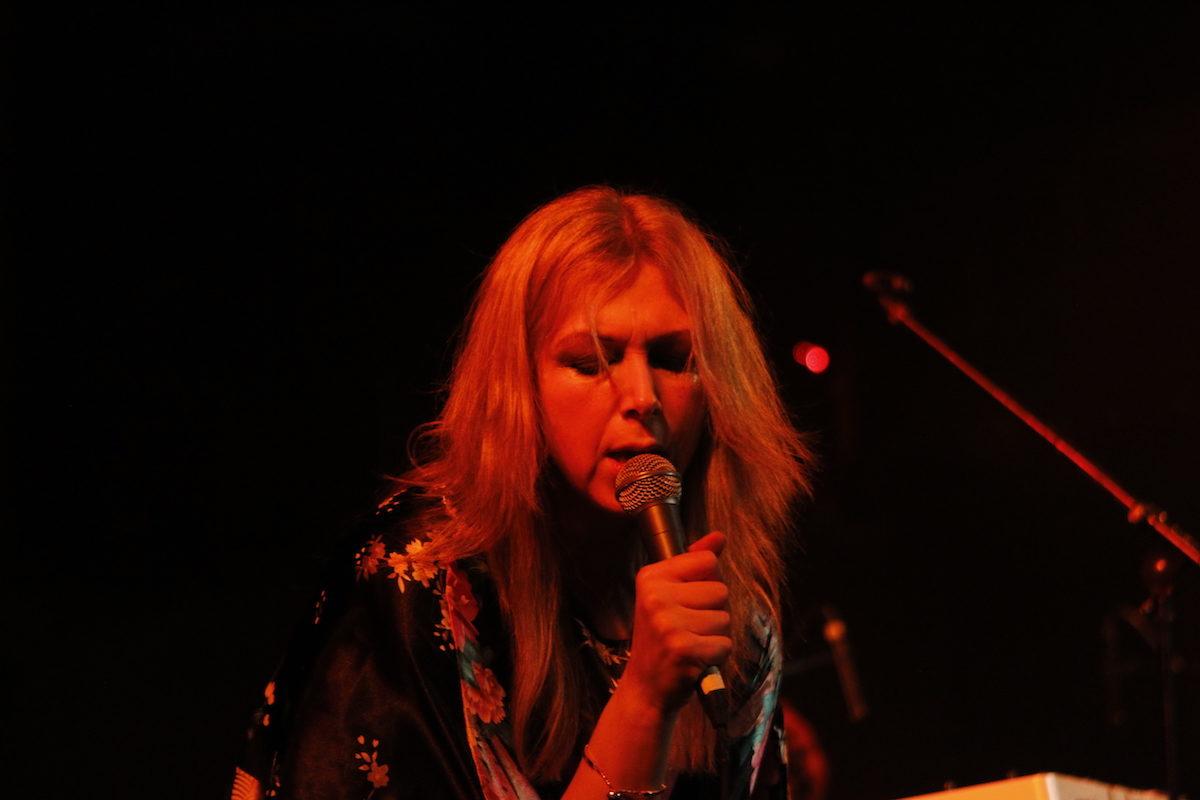 Jane Weaver (Credit Rene Bittner/MusikBlog)