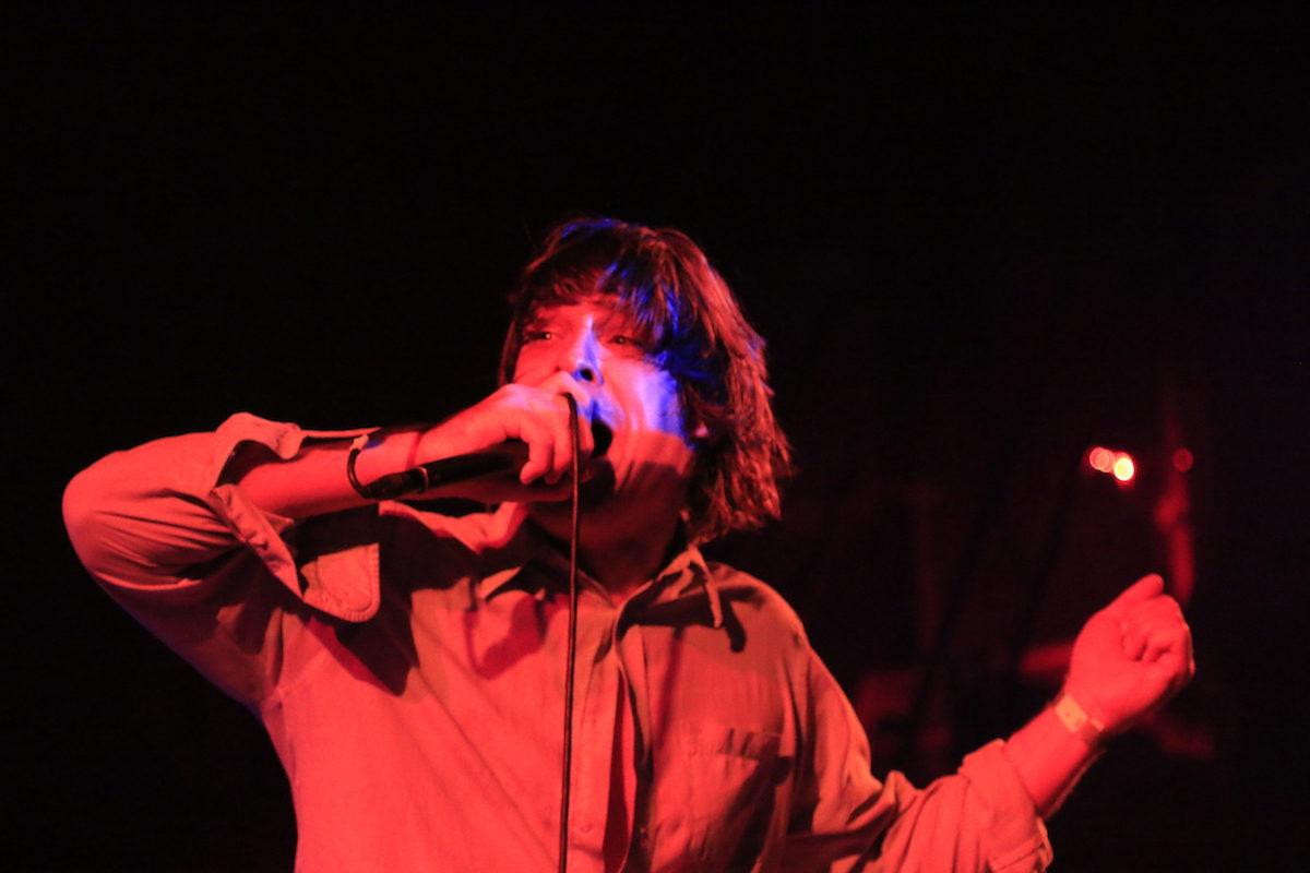 John Maus (Credit Rene Bittner/MusikBlog)