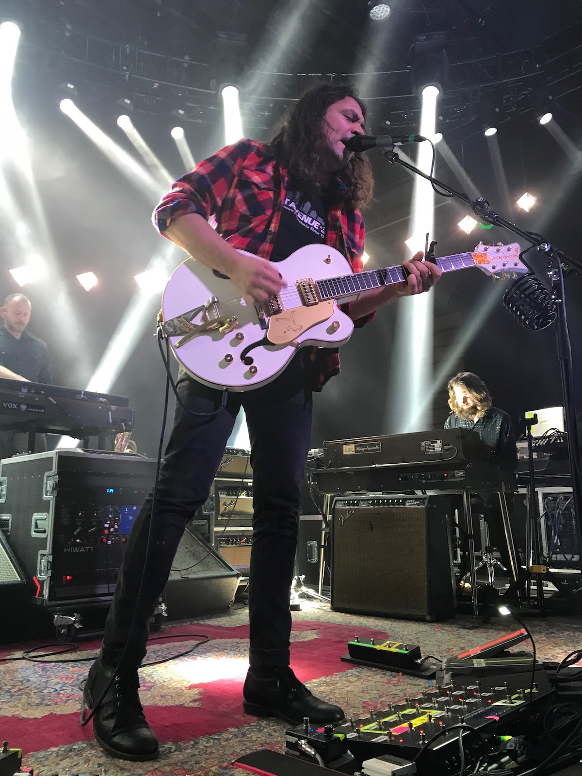 The War On Drugs (Credit Stephan Masyuta-Hesslich/MusikBlog)
