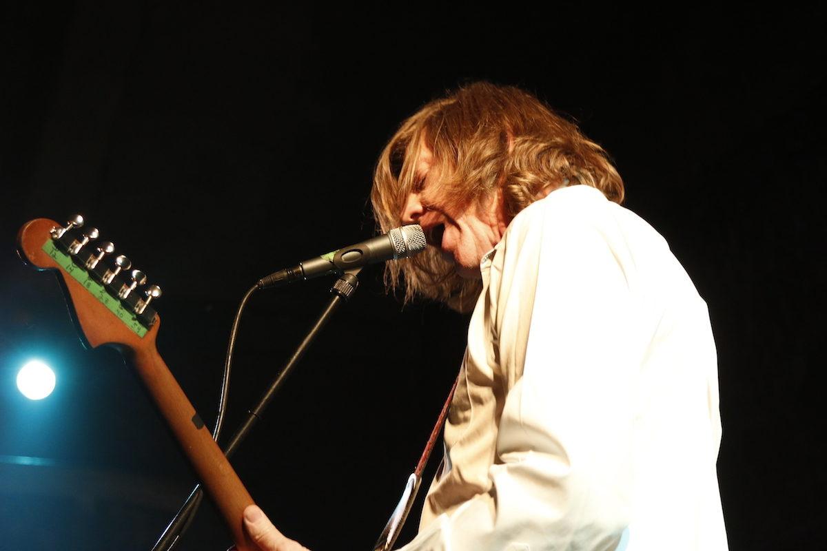Thursten Moore (Credit Rene Bittner/MusikBlog)