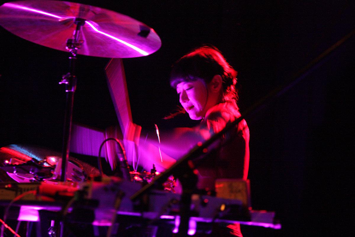 Xiu Xiu (Credit Daniel Thomas/MusikBlog)