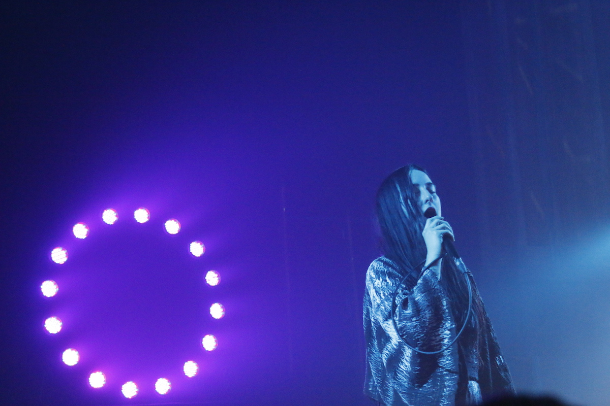 Zola Jesus (Credit René Bittner/MusikBlog)