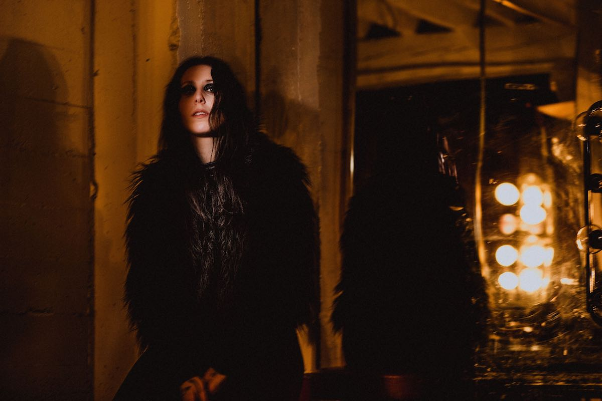 Chelsea Wolfe (Credit Nick Fancher)