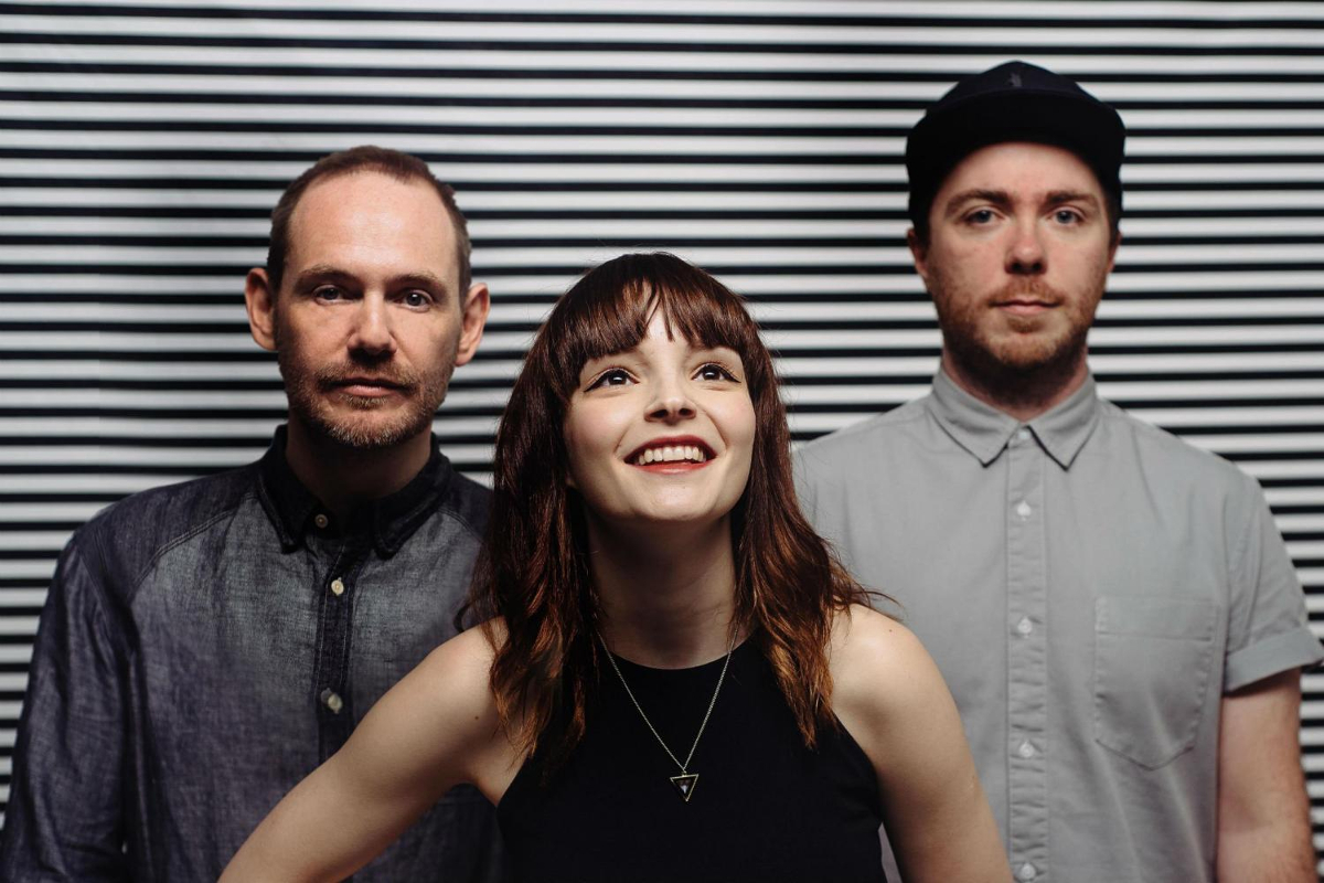 Chvrches (Credit Mike Massaro)
