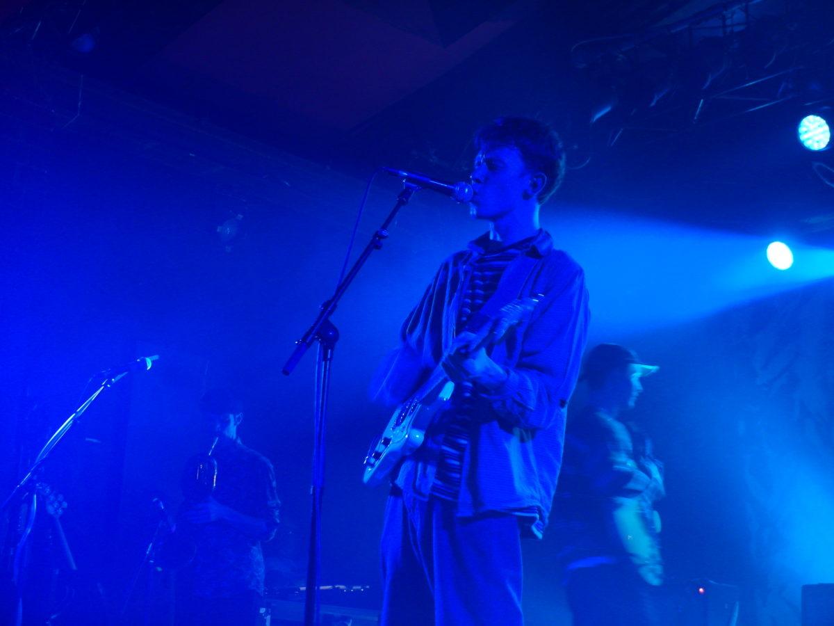 King Krule (Credit Mauricio Quiñones/MusikBlog)