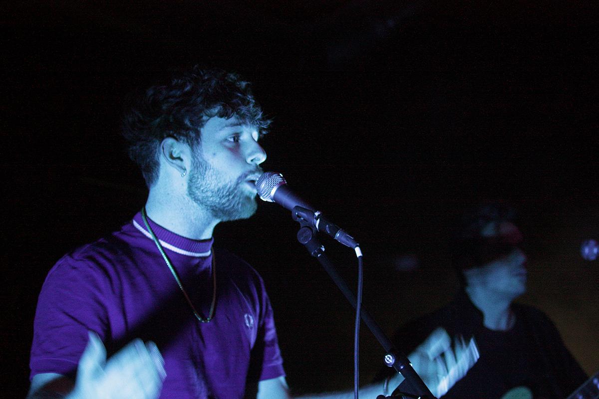 Tom Grennan (Credit Daniel Thomas/MusikBlog)