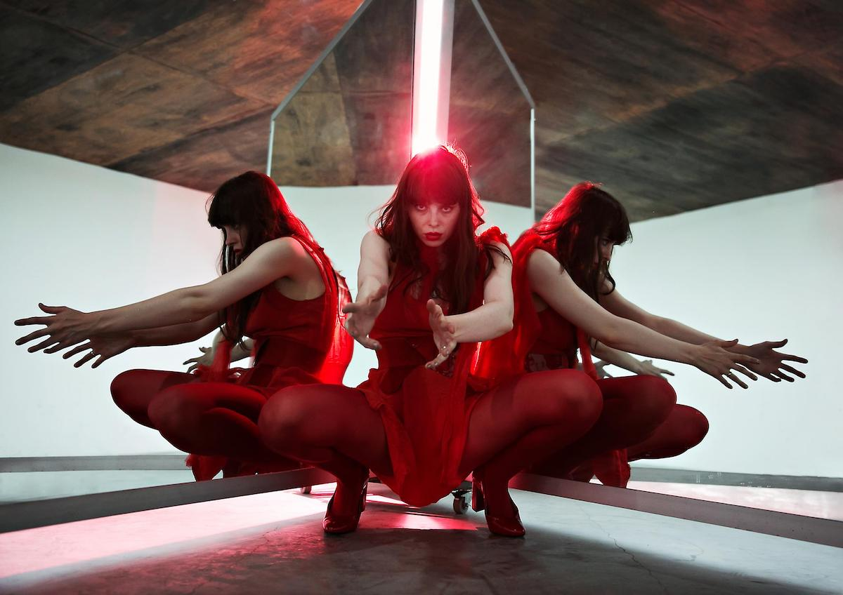 Le Butcherettes (Credit Adam Trujillo)