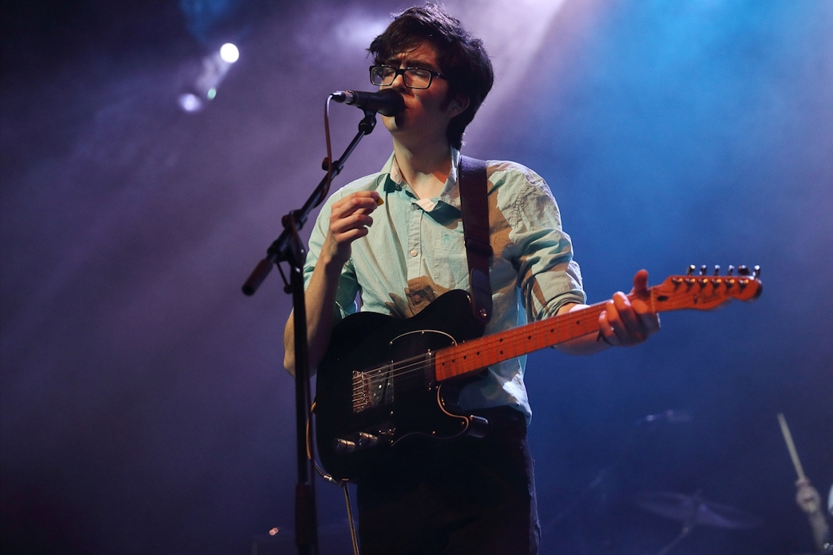 Car Seat Headrest (Credit Burak Cingi)